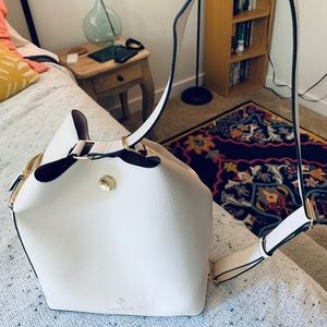 Nanette Lepore Blush Shoulder purse